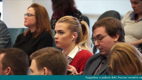 Итоги заседания Экспертного совета в ФАС по развитию конкуренции в сфере розничной торговли  - «Видео - ФАС России»