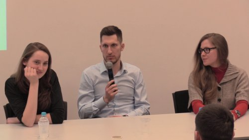 Студенты и выпускники об обучении в РЭШ  - «Видео - РЭШ»