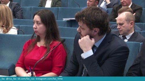 Видео по итогам заседания Экспертного совета при ФАС по развитию конкуренции в строительной отрасли  - «Видео - ФАС России»