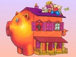 Вклад vs ипотека - «Новости Банков»