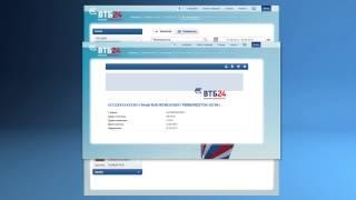 Новый Телебанк  - «Видео - Банк ВТБ24»