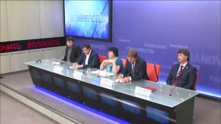 Поддержка малого бизнеса России - круглый стол в РИА Новости  - «Видео - Банк ВТБ24»