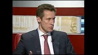 """Программа «Технологии для бизнеса» с Сергеем Ларченко  - «Видео - Банк """"ТРАСТ""""»"""