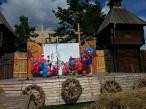 Совкомбанк в Омской области поздравил жителей Тары с Днем города. - «Совкомбанк»