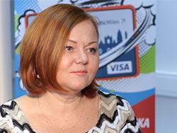 Елена Дворовых: «Я называю себя «пластиковым человеком»» - «Новости Банков»