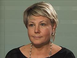 Елена Мессерле: «Сегодня мы самый прозрачный банк в России» - «Видео»