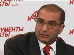 Гарегин Тосунян: «У нас кризиса нет» - «Видео»