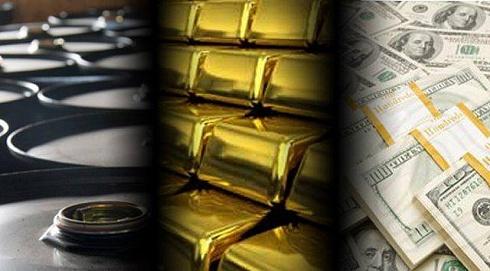 Что ждет зимой доллар, нефть и золото?! - «Финансы»