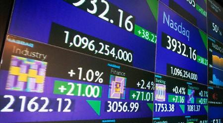 В понедельник индексы США продемонстрировали снижение - «Финансы»
