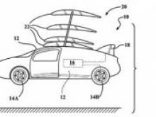 Toyota запатентовала дизайн набора крыльев для летающего автомобиля - «Новости Банков»