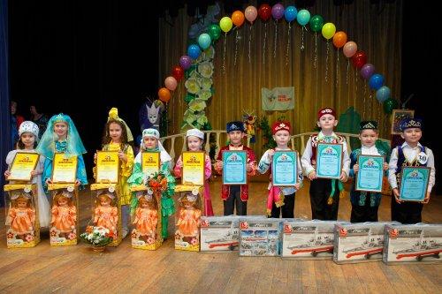 Городские конкурсы среди детей дошкольного возраста - «Автоградбанк»