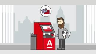 Банк без очередей  - «Видео -Альфа-Банк»