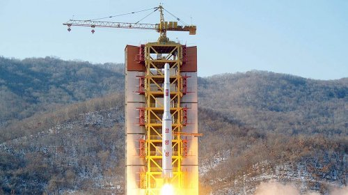 Северная Корея ощущает последствия запуска ракеты-носителя - «Финансы»
