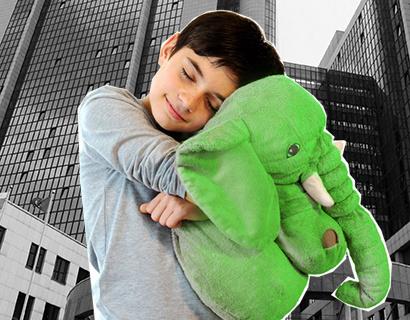 Любовь к зеленым слоникам - «Новости Банков»