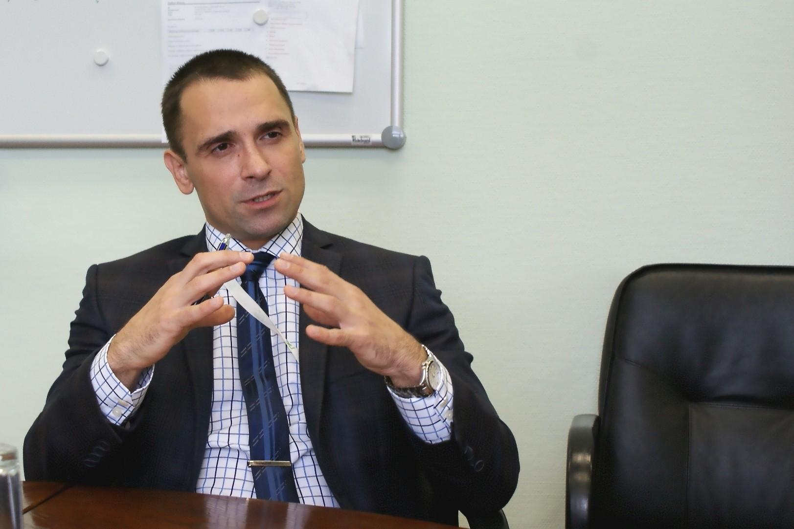 Владимир Эльманин, «Первоуральскбанк»: «Мы сможем стать вторыми после Сбербанка по РКО в Первоуральске» - «Интервью»