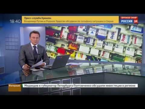 """Интервью Игоря Артемьева телеканалу """"Россия 24""""  - «Видео - ФАС России»"""