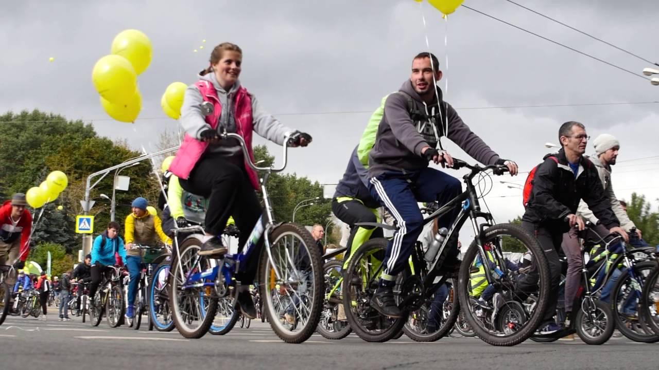 осенний велопарад 2016 фото