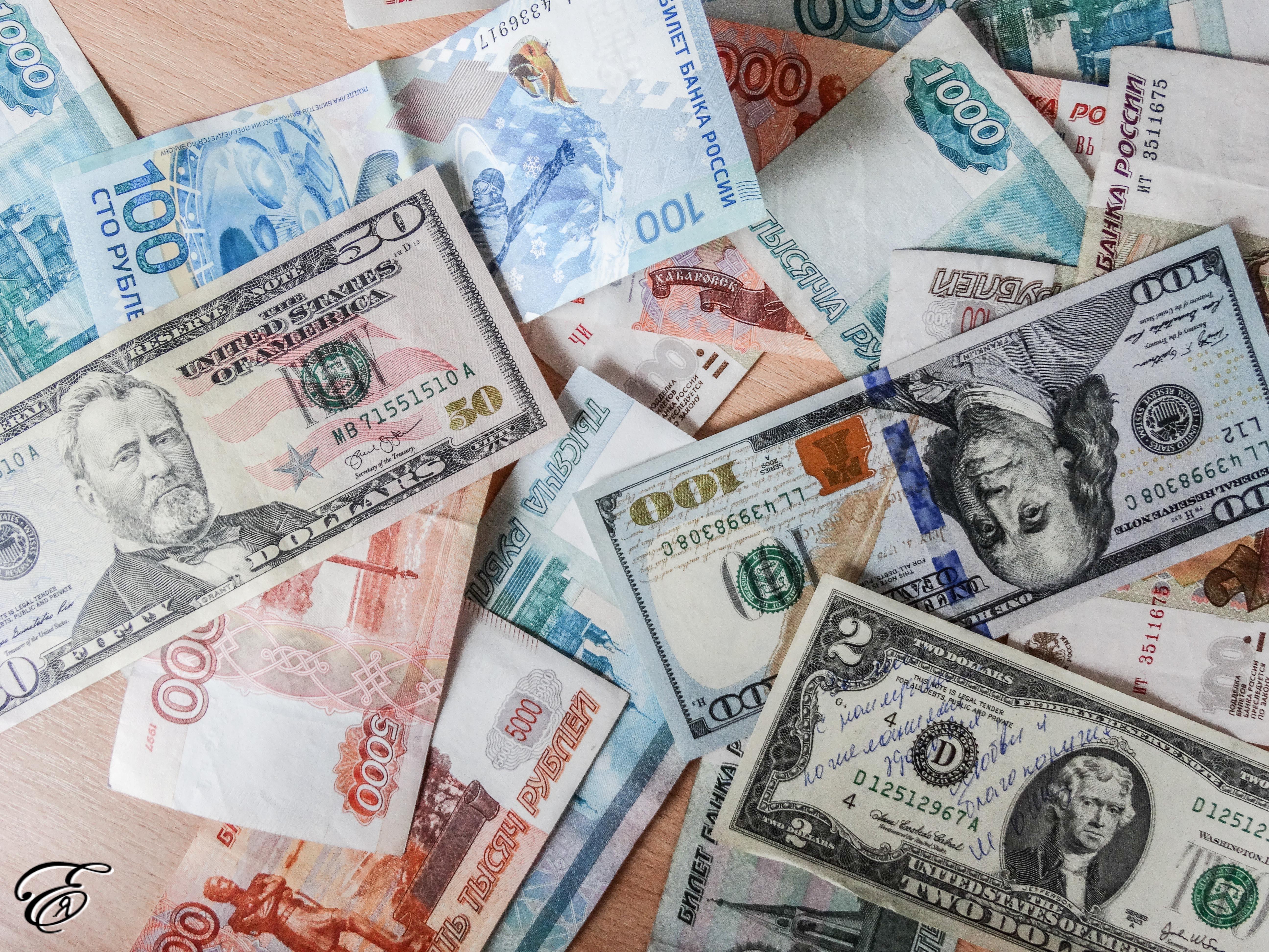 Рубль в неопределенности - «Аналитика»