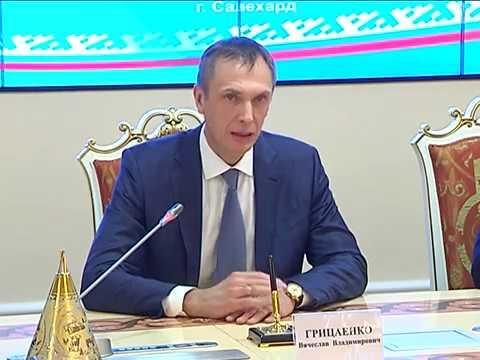 ВТБ24 подписал соглашение с администрацией ЯНАО  - (видео)