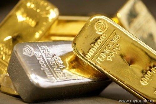 Золото ложится в боковик - «Аналитика»