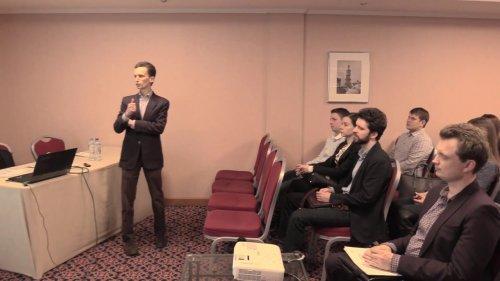 """Алексеи Горяев о программе """"Мастер финансов"""" РЭШ  - «Видео - РЭШ»"""