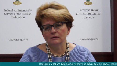 Чем занимается управление контроля химпрома и АПК рассказывает его руководитель А.Мирочиненко  - «Видео - ФАС России»