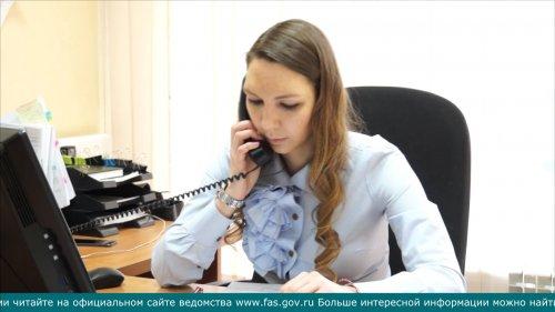 Про Управление контроля строительства и природных ресурсов рассказывает его руководитель О Корнеев  - «Видео - ФАС России»