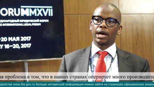 В чем плюсы международного сотрудничества и что общего на автомобильных рынках ЮАР и России  - «Видео - ФАС России»