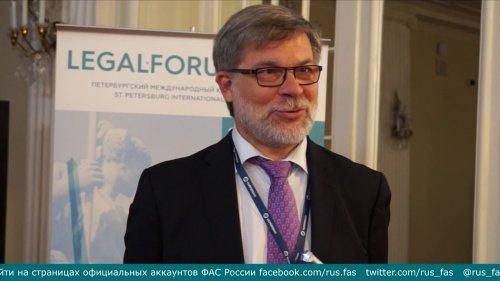 Как развитие современных технологий влияет на конкурентное право и все российское законодательство  - «Видео - ФАС России»