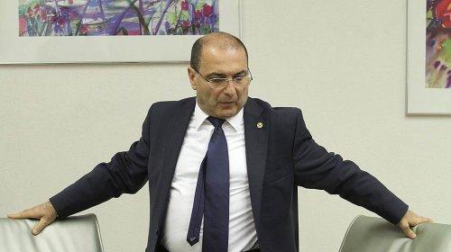 Гарегин Тосунян готов уйти из АРБ - «Финансы»