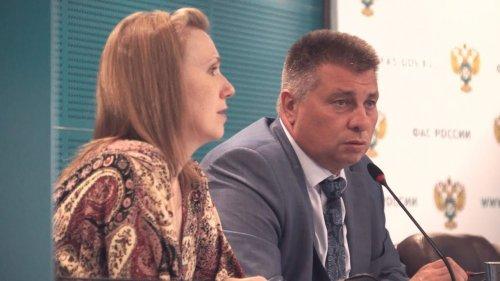 Брифинг заместителя руководителя ФАС России Андрея Кашеварова  - «Видео - ФАС России»