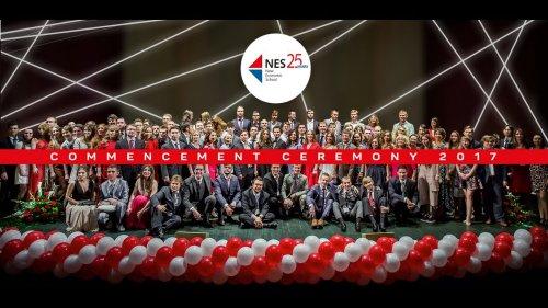 NES Commencement Ceremony 2017  - «Видео - РЭШ»