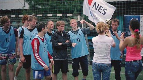 NES Football Challenge 2017  - «Видео - РЭШ»