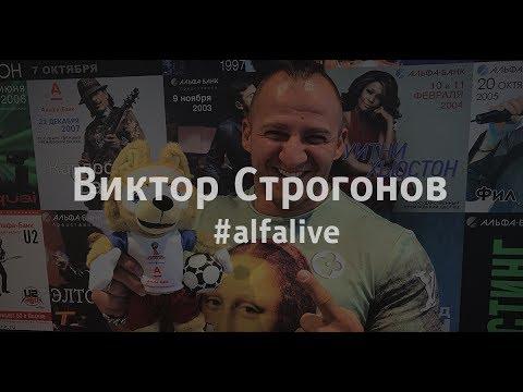 Виктор Строгонов  - «Видео -Альфа-Банк»