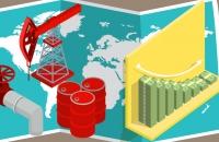 Обзор рынков (02.10-08.10.2017): Осень - баррель и рубль увядают - «Финансы»