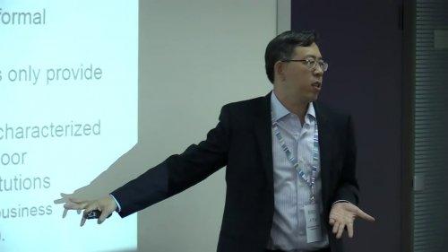 Делегация HKUST посетила РЭШ и выступила на совместном семинаре  - «Видео - РЭШ»