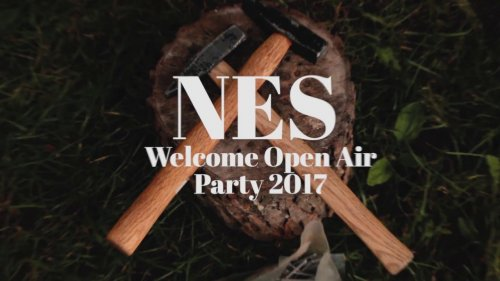 NES Welcome Open Air Party 2017  - «Видео - РЭШ»