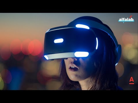 Блокчейн VR-семинар  - «Видео -Альфа-Банк»