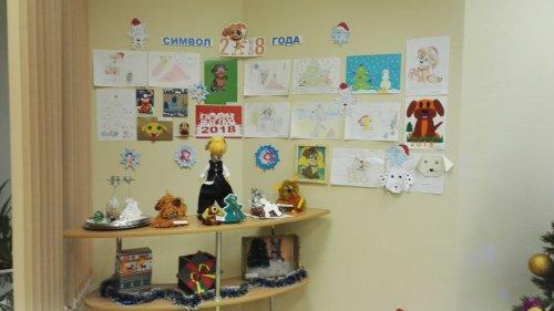 Выставка детского творчества в ДО «Ханты-Мансийский» Запсибкомбанка - «Новости Банков»