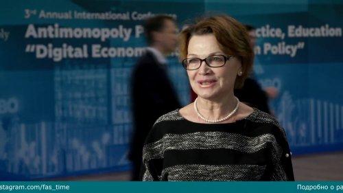 Что значит конкуренция для сотрудников конкурентных ведомств и антимонопольных экспертов  - «Видео - ФАС России»