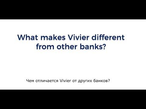 Vivier: бутик финансовых услуг   - «Видео - Простобанка Консалтинга»