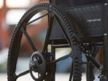 Немецкий дизайнер разработал складное колесо - «Новости Банков»