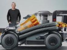 Dyson работает над целой линейкой электромобилей - «Новости Банков»