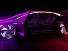 Volkswagen показал концепт электрического робомобиля без руля - «Новости Банков»