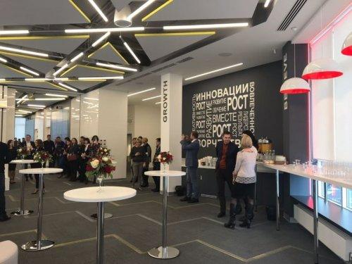 В Нижнем Новгороде начал свою работу инновационный центр Росбанка - «Пресс-релизы»