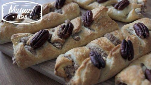 КЛЕНОВЫЙ ПЕКАН | слоеная выпечка плетенка с ореховой начинкой  - «Видео - Тинькофф Банка»
