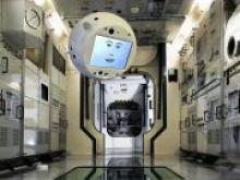 На МКС отправят летающего робота - «Новости Банков»