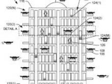 Amazon запатентовал воздушные склады с фасовкой и доставкой дронами - «Новости Банков»