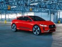 Jaguar официально представил серийную версию электрокроссовера Jaguar I-PACE - «Новости Банков»