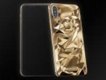 """Для iPhone X создали корпус с """"жидким"""" золотом - «Новости Банков»"""